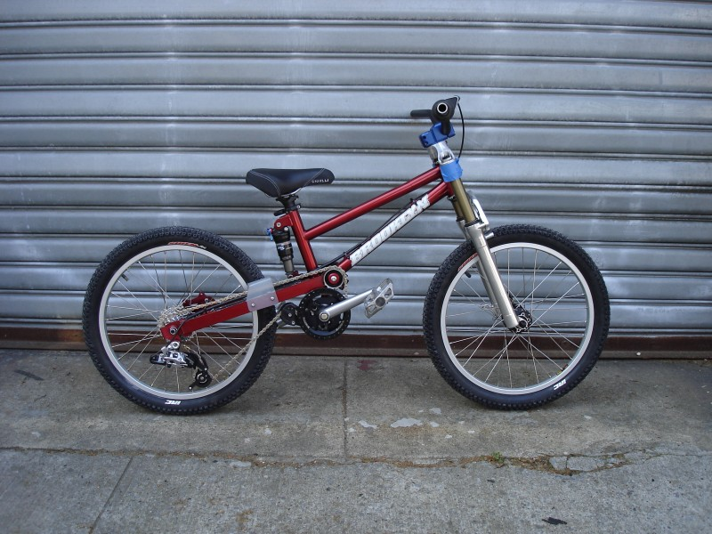 Help Please Stw Massive Suspension Forks For 20 Wheels