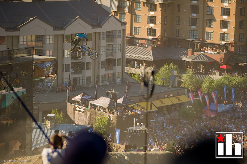 Crankworx Whistler - Ian Hylands Photo