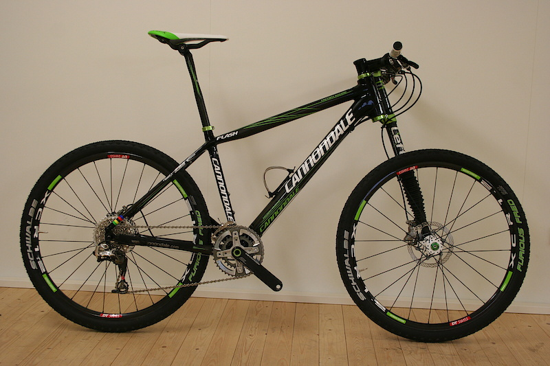 2010 Cannondale Flash Ultimate Mountainbike Nl