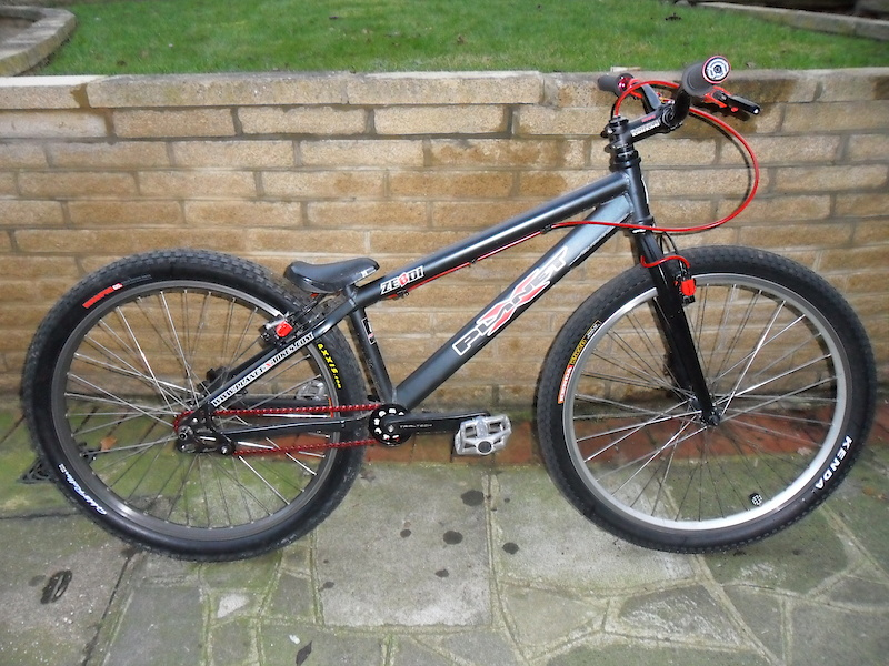 Planet X Zebdi Mk5 - Bike Pictures - Trials-forum