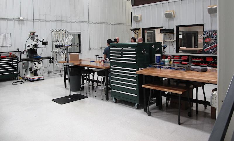 Взгляд из-нутри (Завод Trek - Waterloo, Wisconsin)