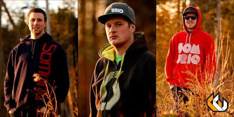 Curtis, Dylan & Kyle