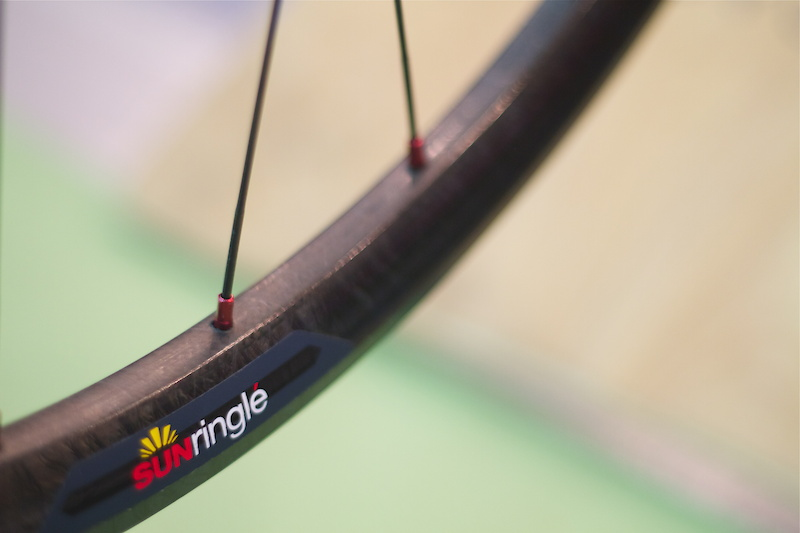 Sun Ringle Carbon SRD trail bike wheels