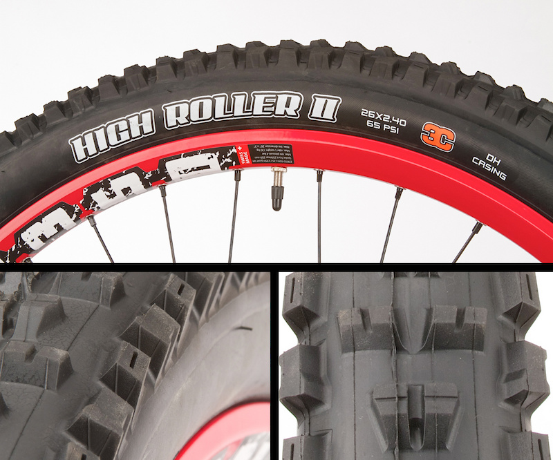HighRoller II Reviewed by Pinkbike P4pb6742452