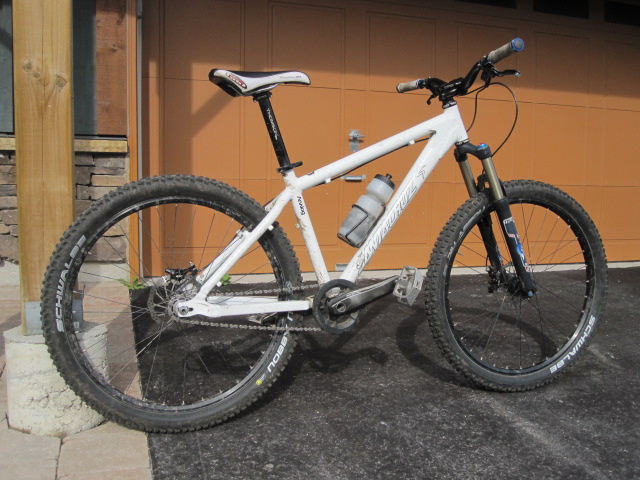 For Sale Santa Cruz Chameleon Single Speed Mountain Bike
