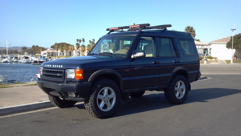 Official Lifted Dii Thread Land Rover Forums Land