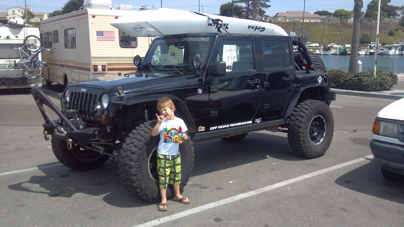 Anyone Put Kayak S On Their Jeep Jk Forum Com The Top