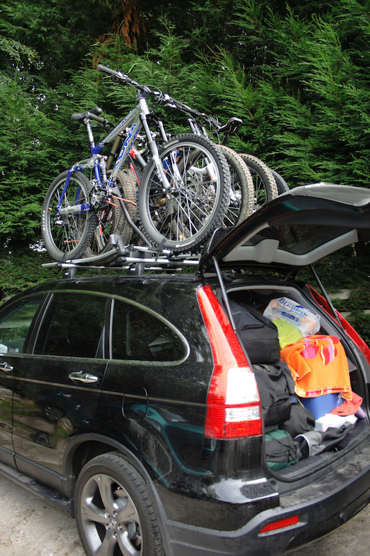 Roof Mounted Bike Racks Your Opinions Please Singletrack Magazine